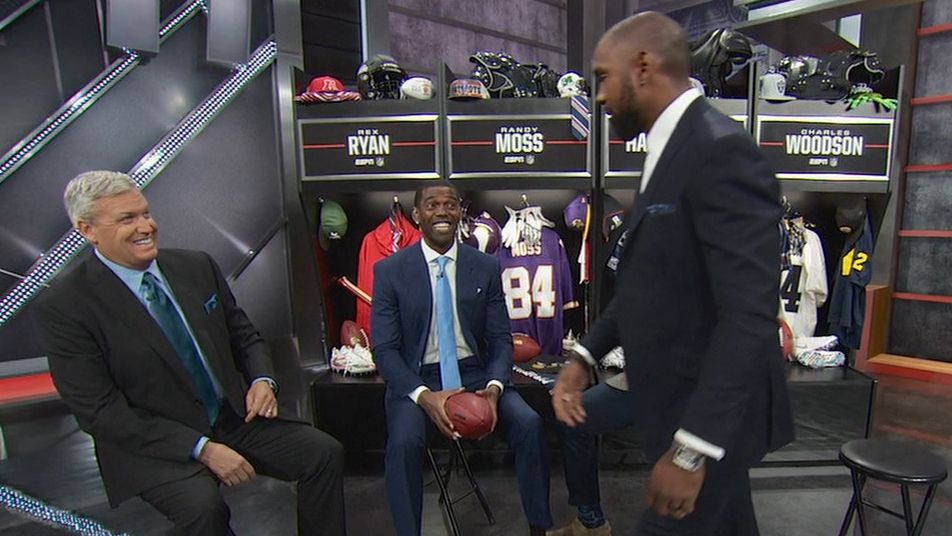 Woodson on Gruden's questionable decisions: 'Is it a joke?'