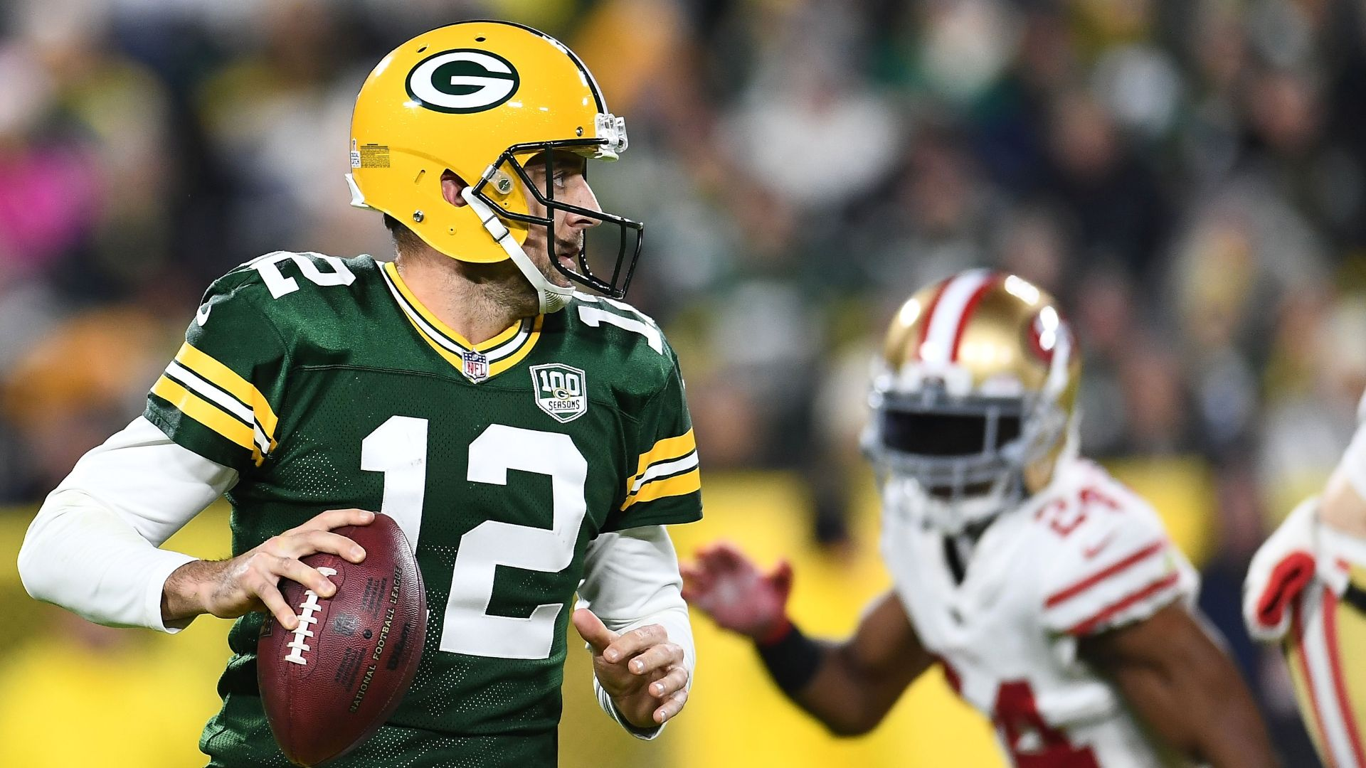 Rodgers engineers masterful game-winning drive in final minute
