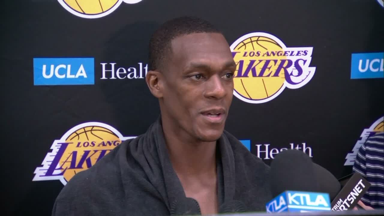 Rondo wants a ring with both Celtics and Lakers
