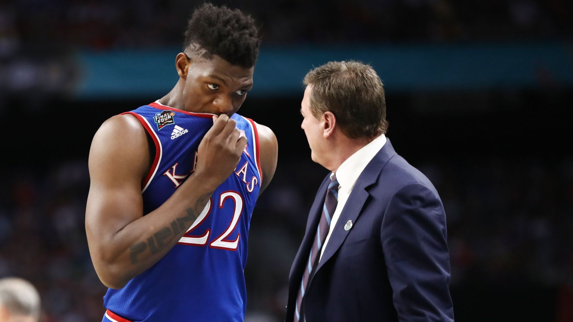 Text messages reveal Kansas coaches knew of violations