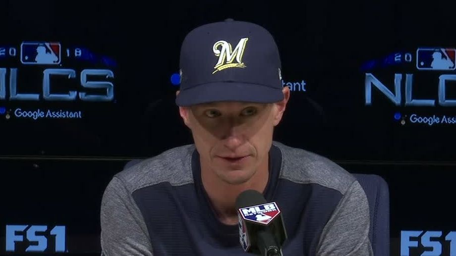 Counsell on pulling Miley: 'That was the plan all along'