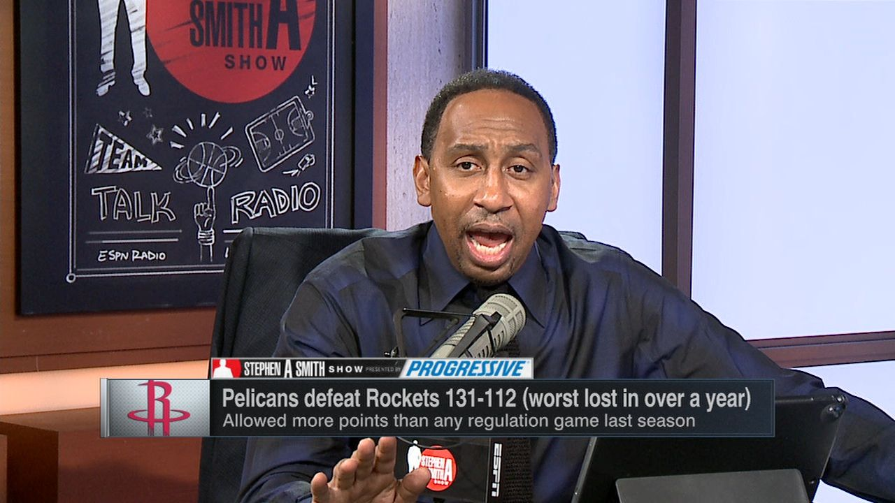 Stephen A.: 'Carmelo Anthony has to start'
