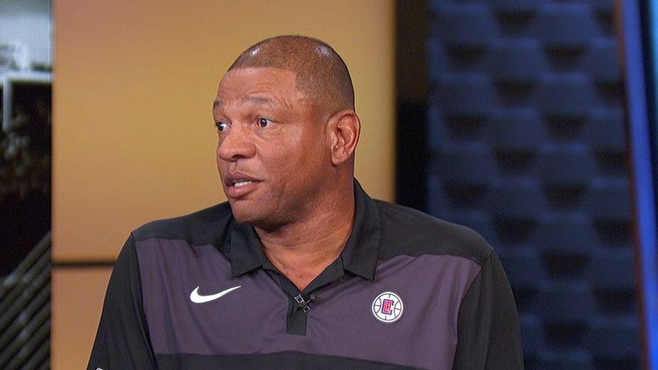 Doc Rivers: 'LeBron is far more Magic than Michael'