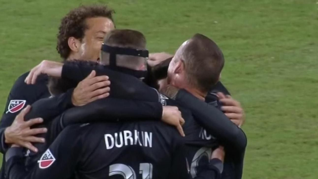 DC United 1-0 Toronto FC: Rooney's stunner seals win - Via MLS