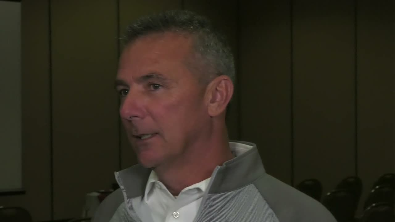Meyer: Ohio State's offense needs to be more 'balanced'
