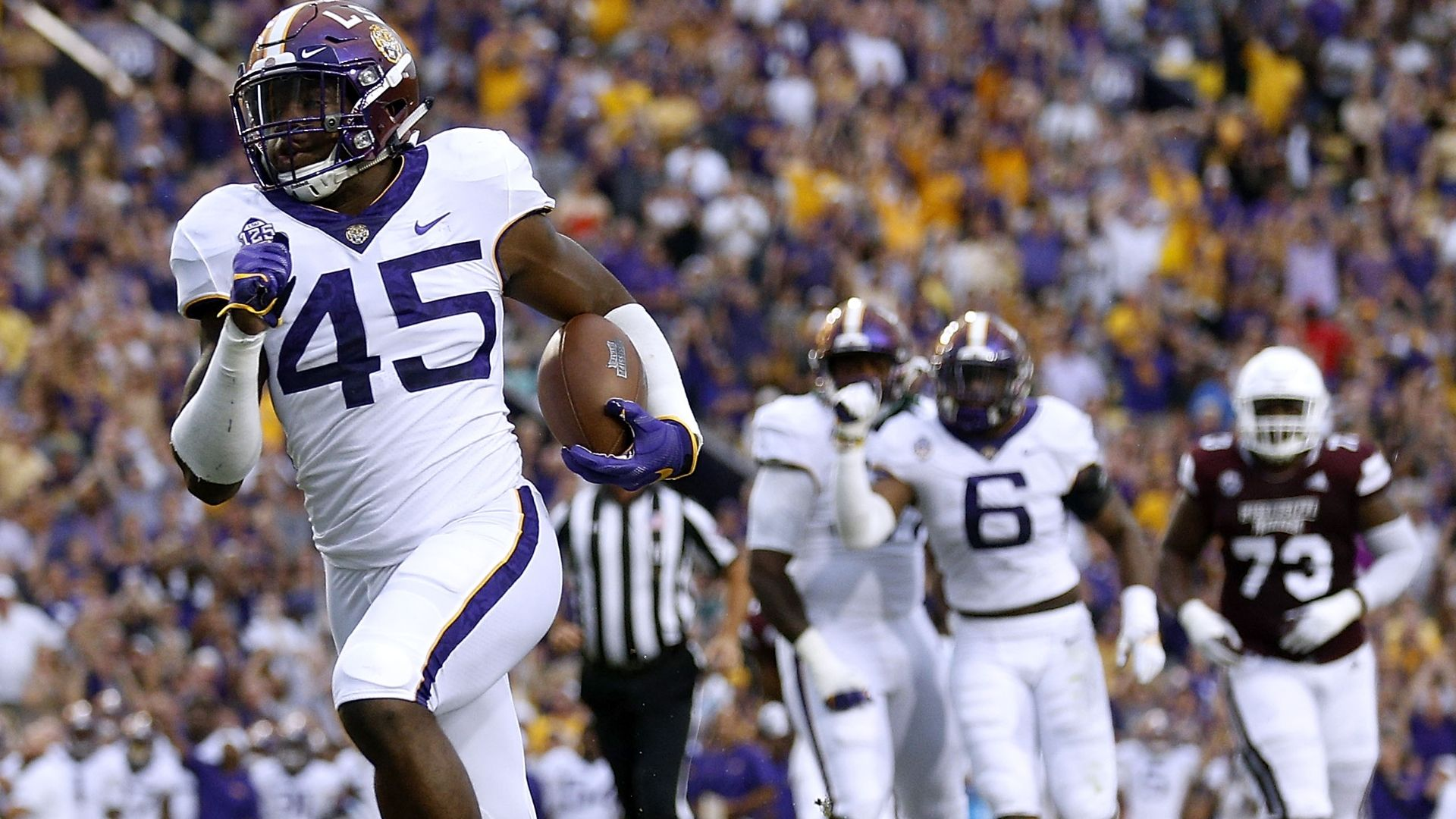 LSU's D carries them past Mississippi State