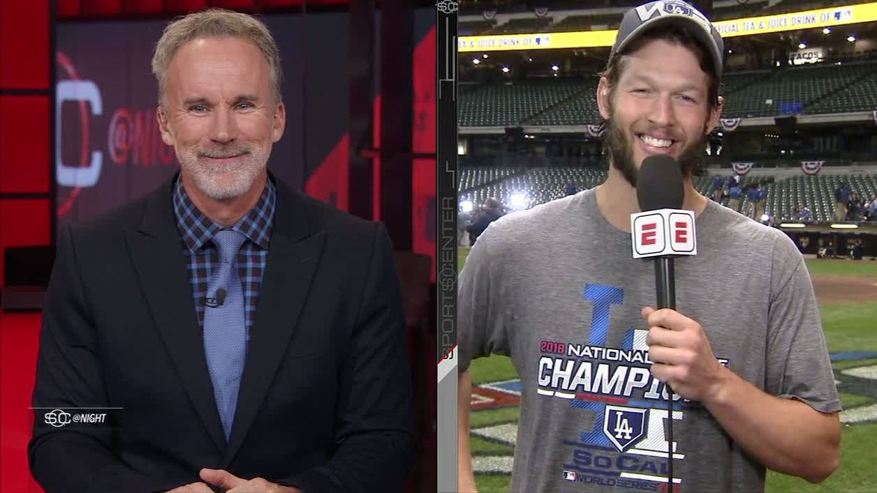 Kershaw on Dodgers 2018 turn around