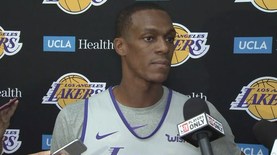 Rondo: My teammates 'respect me and what I do for this team'