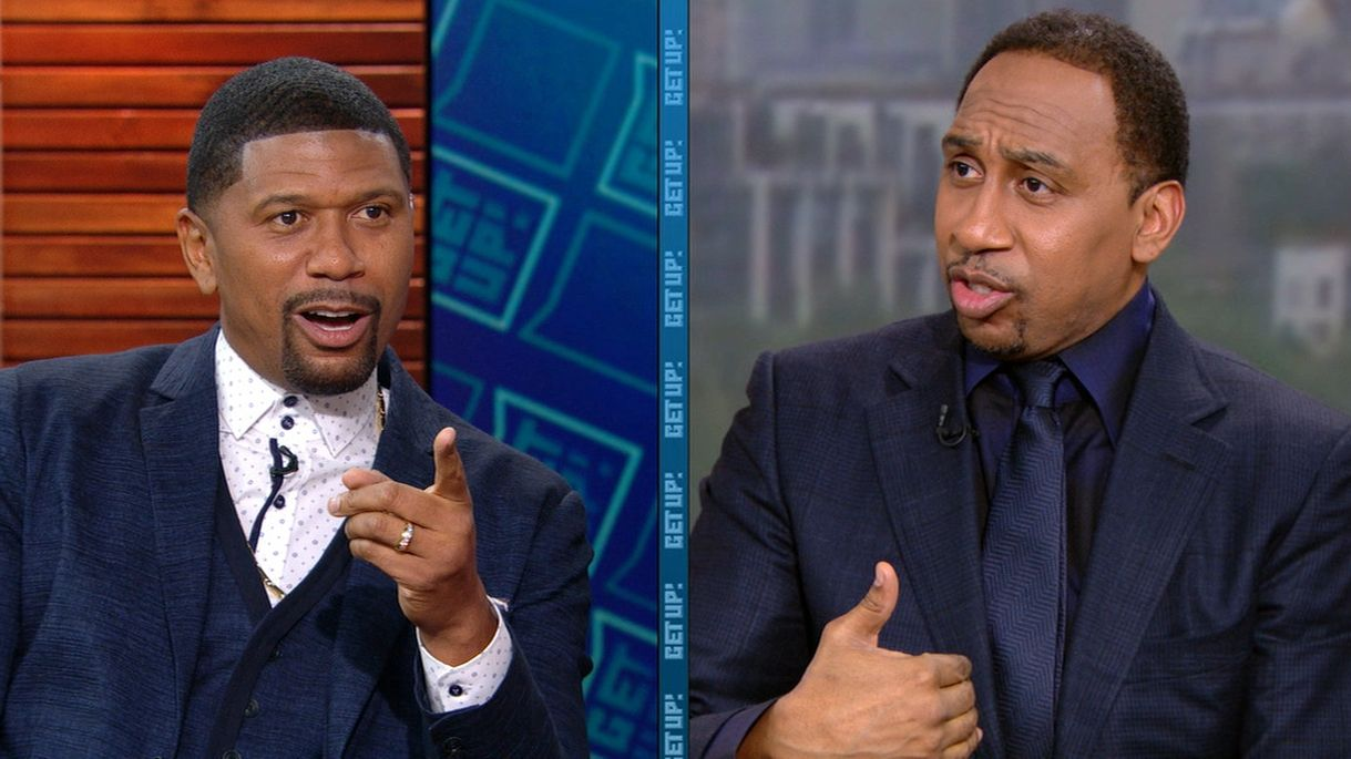 Jalen to Stephen A.: You're just like Cowboys fans