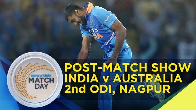 Match Day : India v Australia, 2nd ODI, Nagpur | Post-match