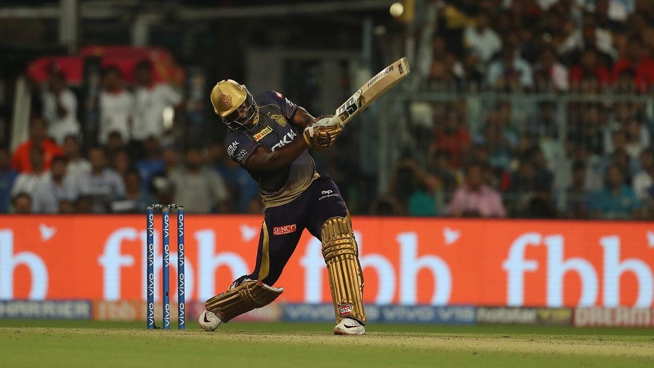 Kohli hundred gives RCB victory despite Rana, Russell scare