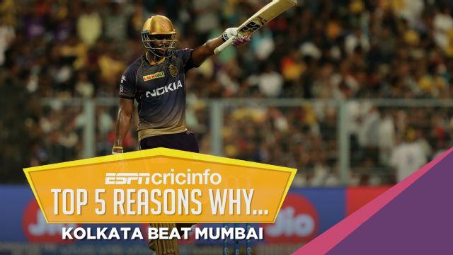 News and Analysis : Kolkata Knight Riders v Mumbai Indians