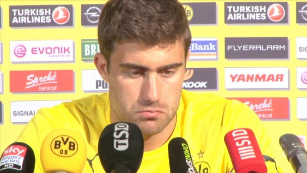 Papastathopoulos hoping to start for Dortmund