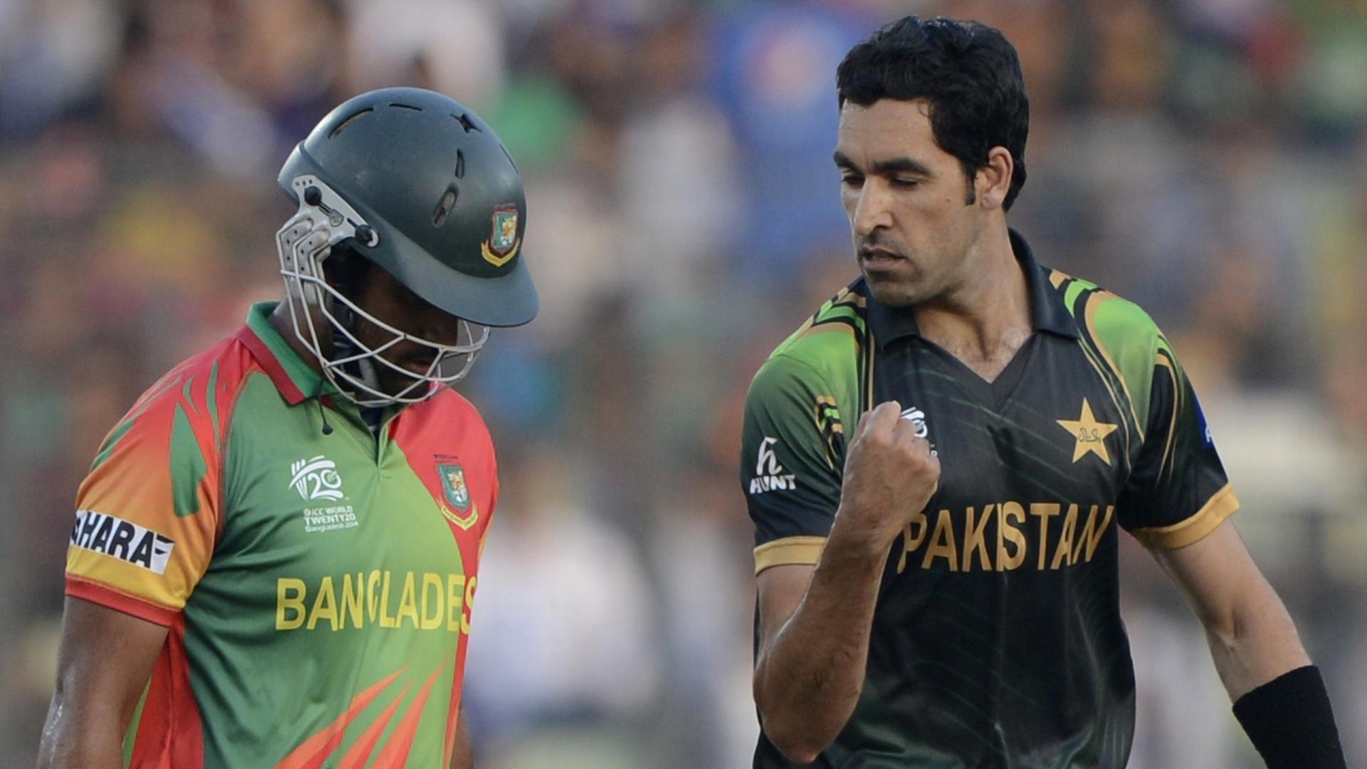 Highlights Bangladesh V Pakistan World T20 Group 2