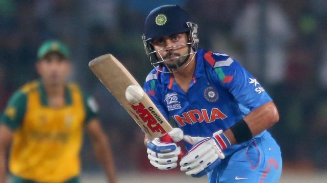 Highlights : India v South Africa, World T20, semi-final