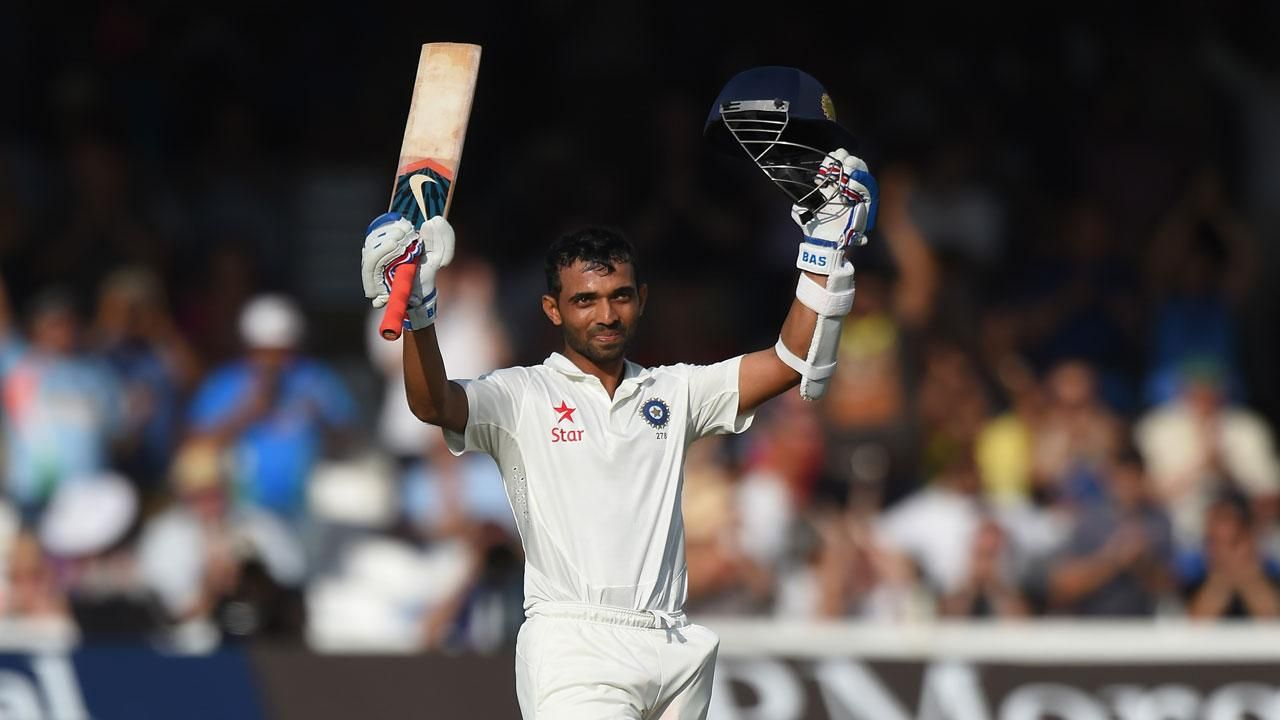 Image result for ajinkya rahane lords
