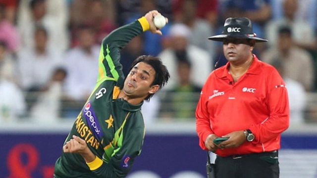 Saeed Ajmal banned from bowling | Cricket | ESPNcricinfo.com
