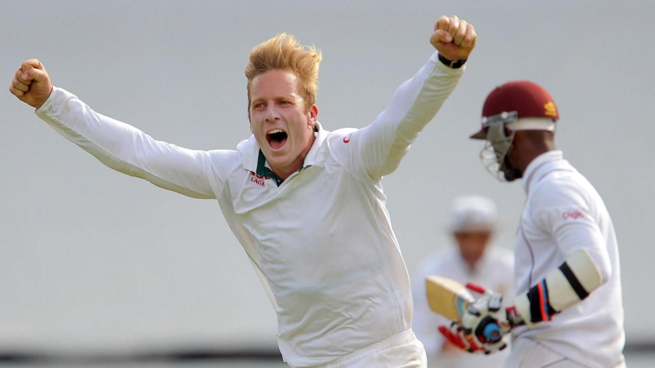 Simon Harmer Match Analysis South Africa v West Indies 3rd Test