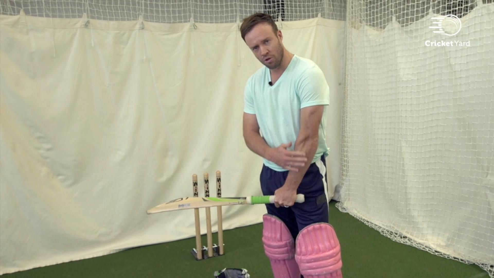 'My grip is to play 360 degrees' - AB de Villiers