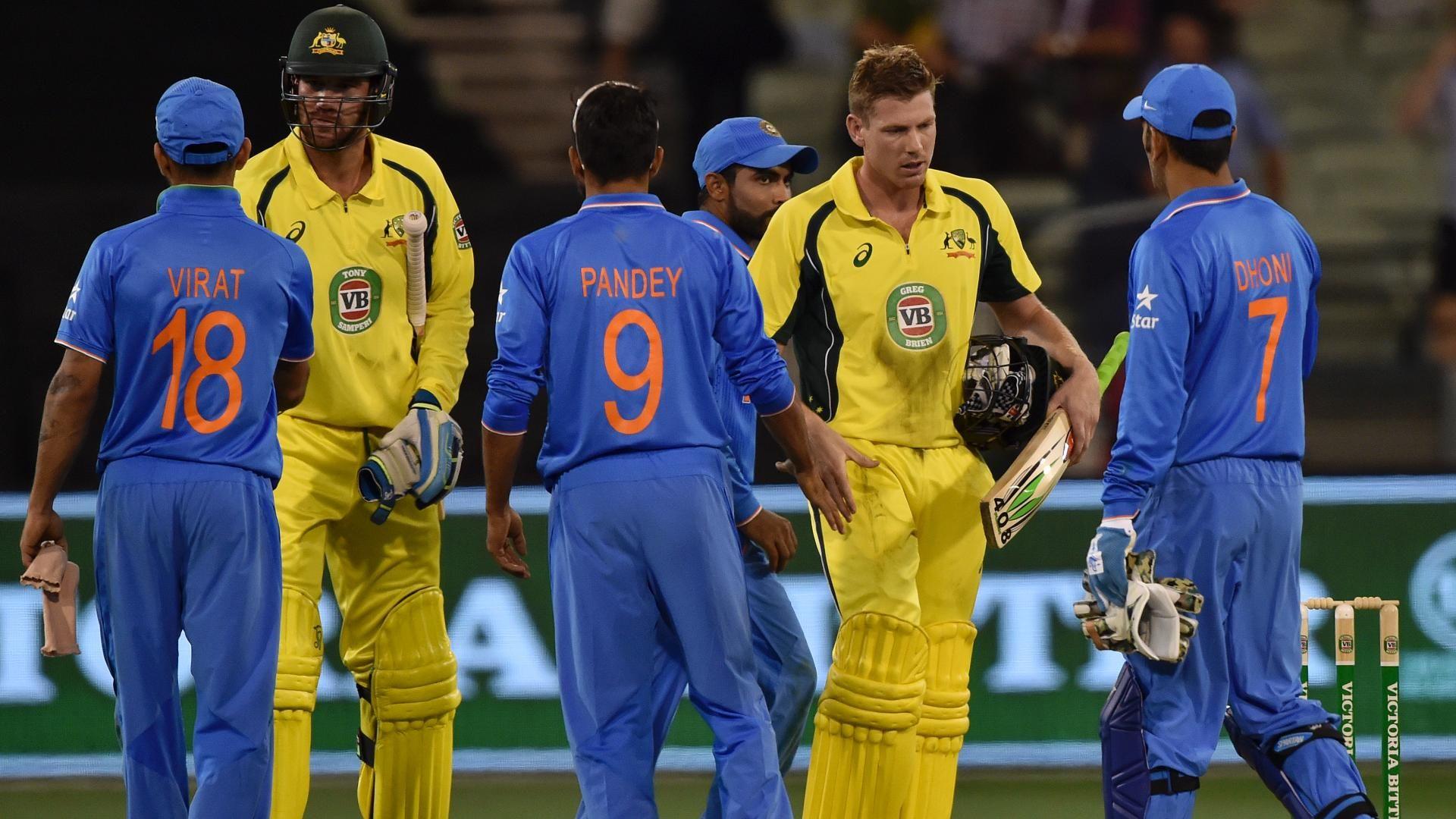 Match Analysis Australia V India 3rd Odi Melbourne Farrell