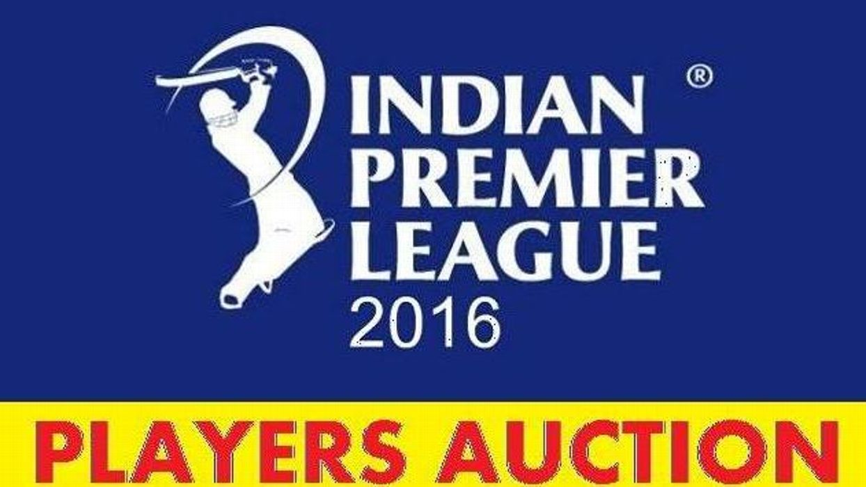 The IPL auction: what you should know, and what you can