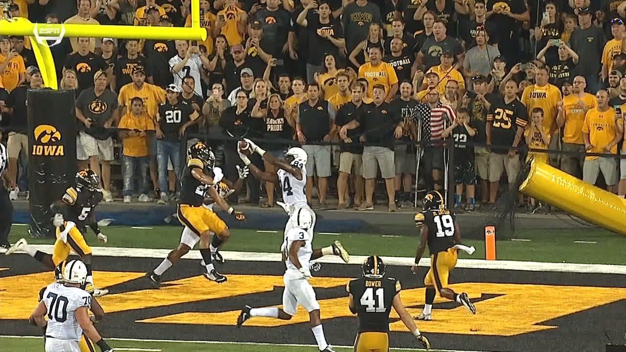 Penn State wins on walk-off TD