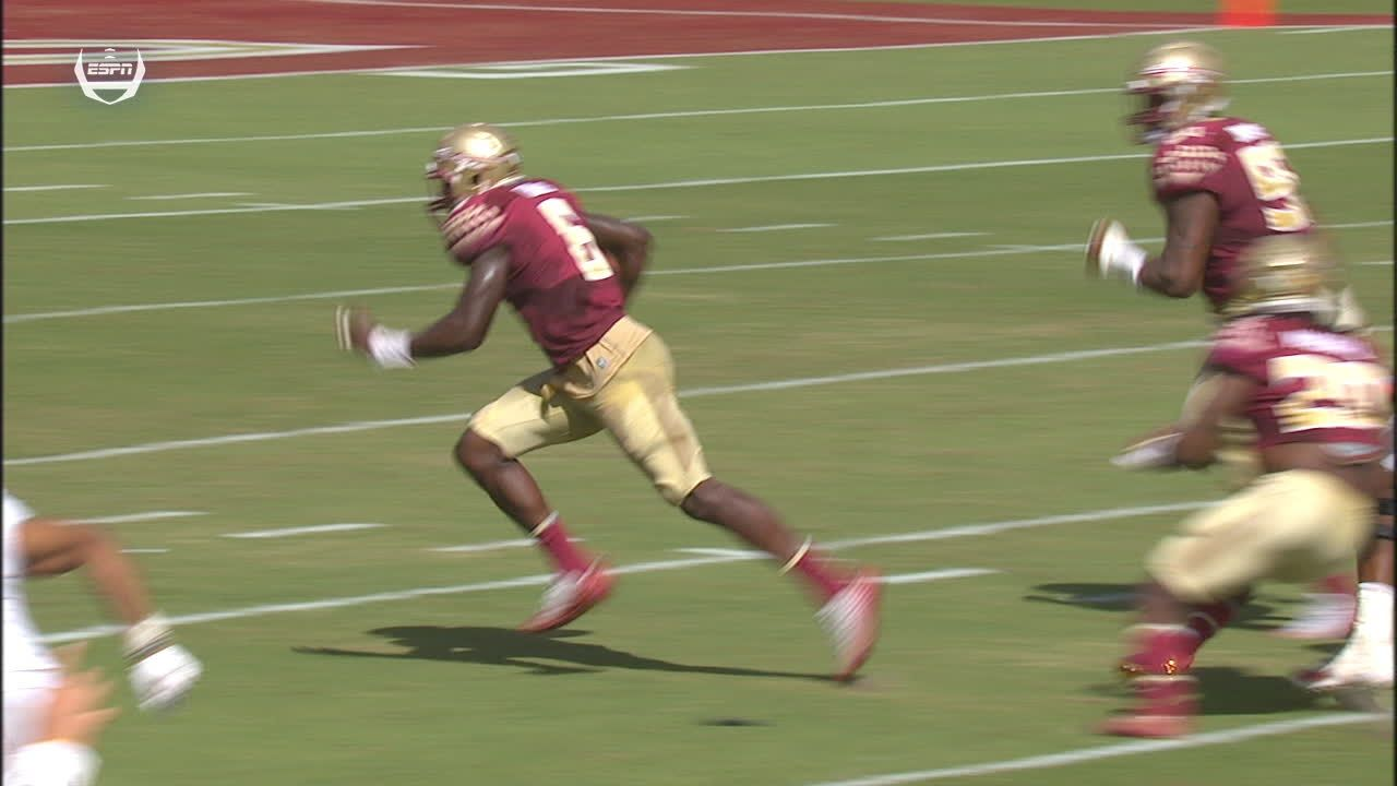 Jackson's fumble leads to Seminoles TD