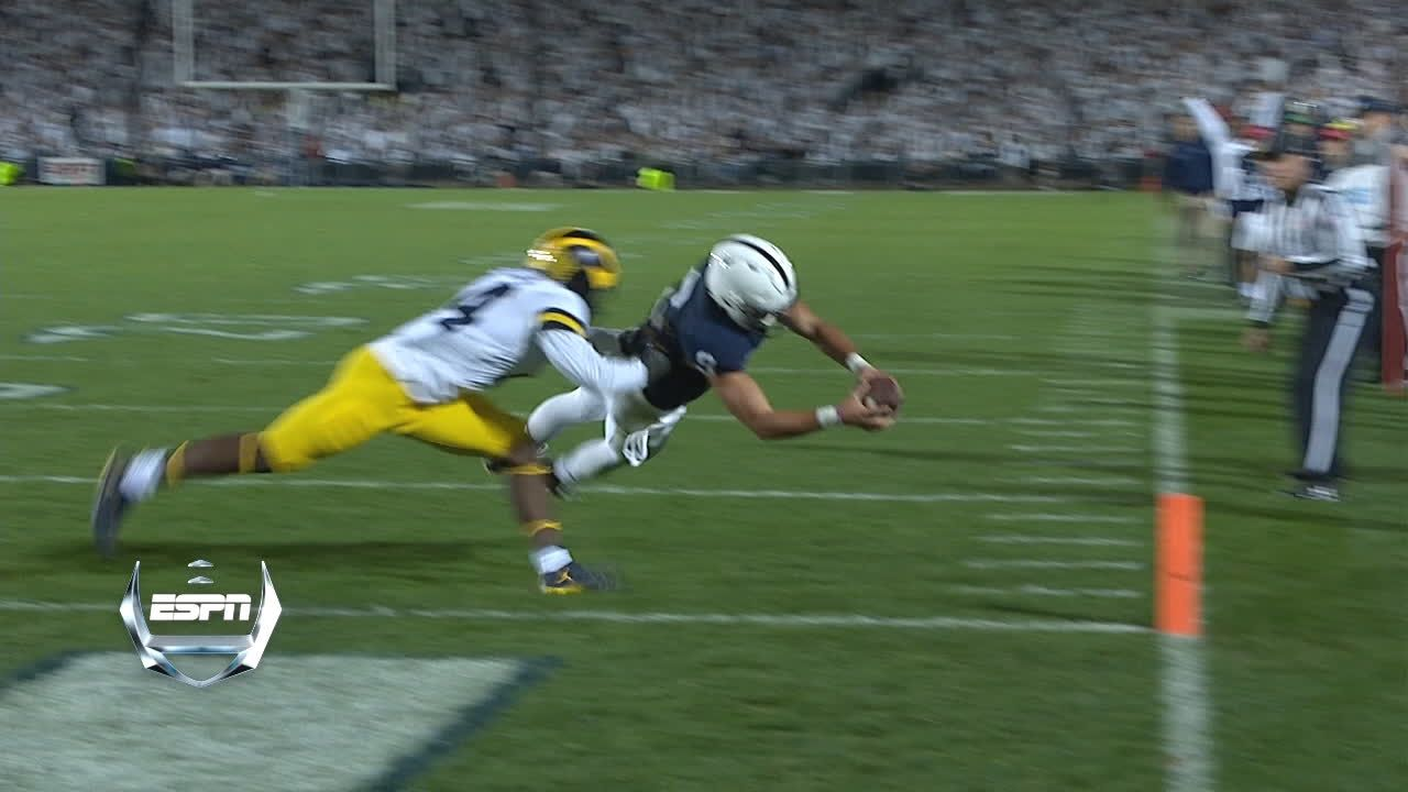McSorley weaves and dives for 2nd TD