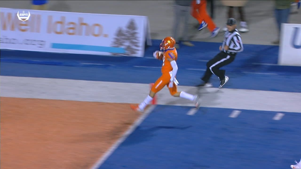 Kaniho returns punt for 74-yard TD