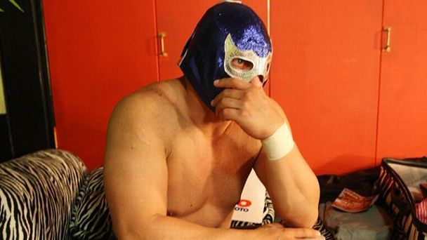 Blue Demon Jr.