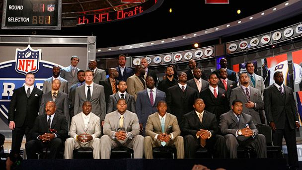Former NFL players and NFL Draft prospects