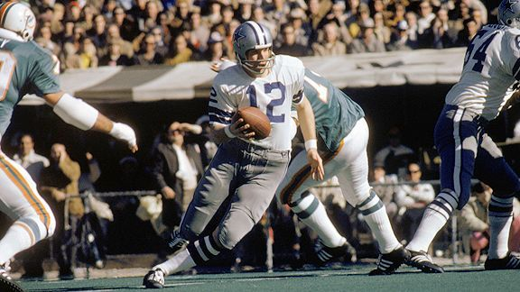 Aikman and Staubach
