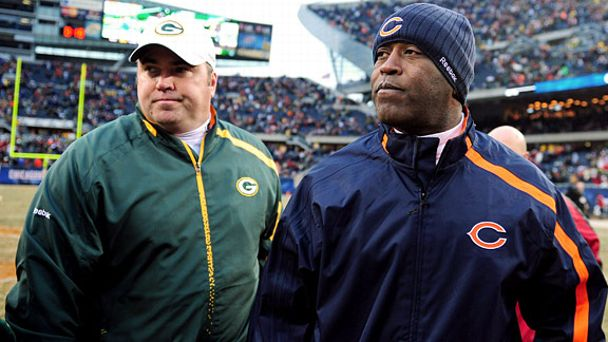 Lovie Smith & Mike McCarthy