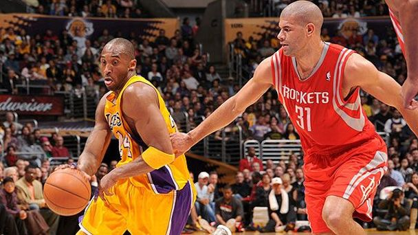 Lakers V. Rockets