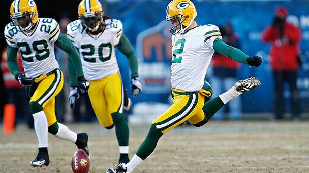 Packers Kickoff