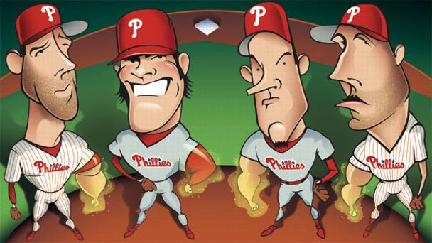 Phillies Cartoon