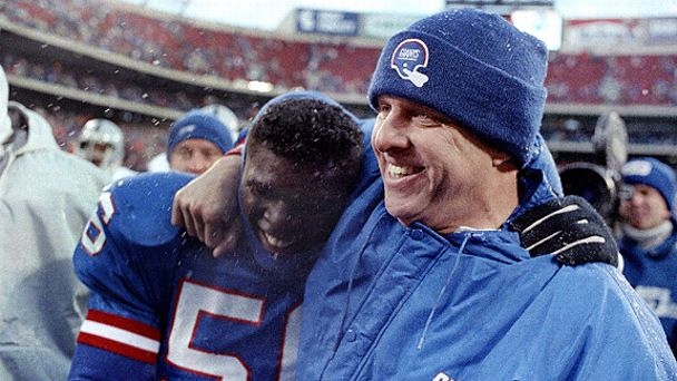 Bill Parcells/Lawrence Taylor