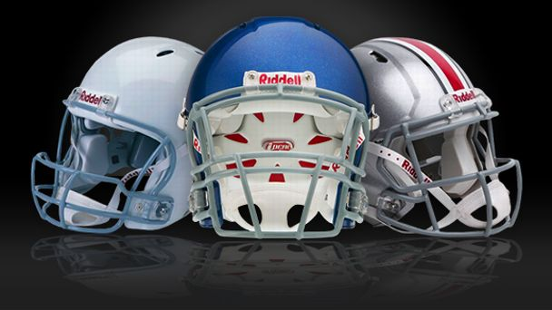 Page 2 Riddell Helmets