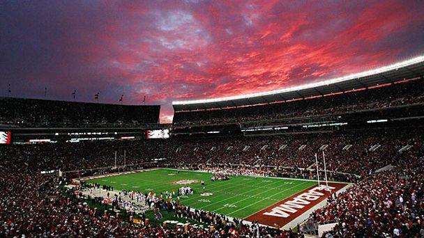 Alabama/Auburn Iron Bowl