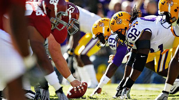 LSU/Alabama