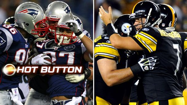 Patriots/Steelers