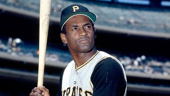 OUTFIELD  ROBERTO CLEMENTE  Puerto Rico  1955-72 Famous Mexican Baseball Players