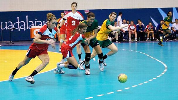 US Womens Handball