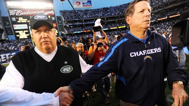 Rex Ryan/Norv Turner