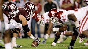 Cotton Bowl Texas A&M Aggies Oklahoma Sooners