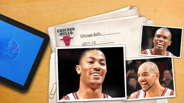 Chicago Bulls Illustration