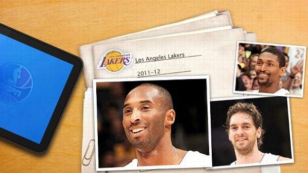 Los Angeles Lakers Illustration