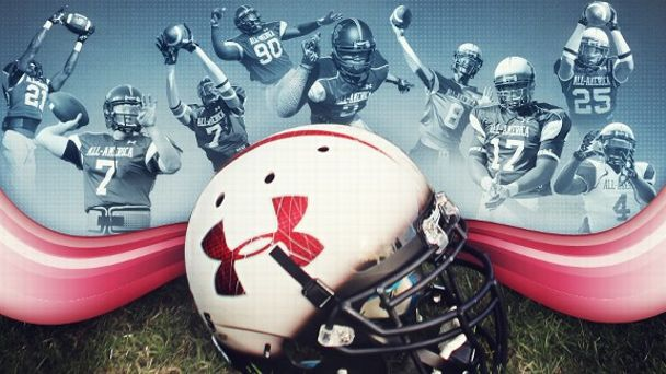 Under Armour All-America