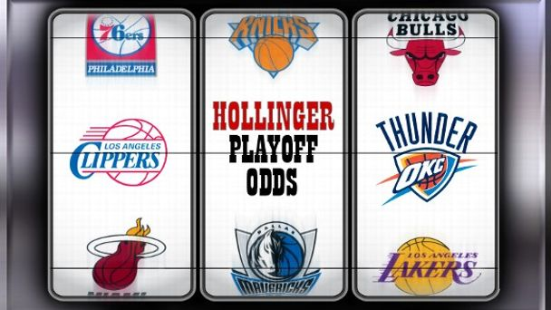 Hollinger Playoff Odds