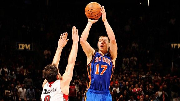 Linsanity: Linsanity Goes International In Toronto